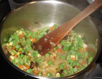 Sopa minestrone con mejillones  Minestrone-mejillones-3